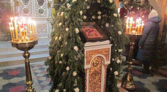 Рождественские богослужения в Резекне и окрестных приходах