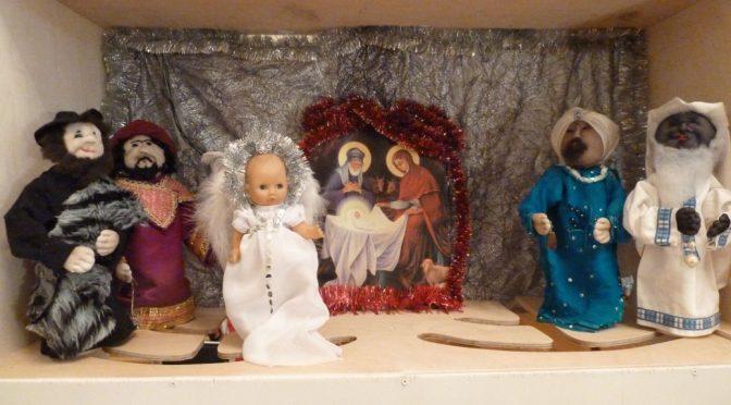 Начал свою работу кукольный театр при Зилупской  Воскресной школе