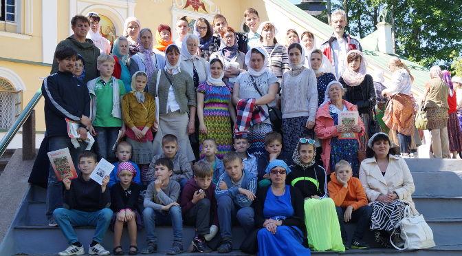 Паломничество по земле Псковской
