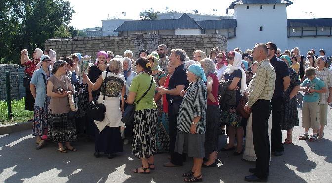 Паломническая поездка по святым местам Псковщины