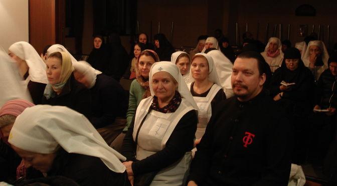 Резекненские сетры милосердия познакомились с опытом служения Елисаветинского сестричества города Минск