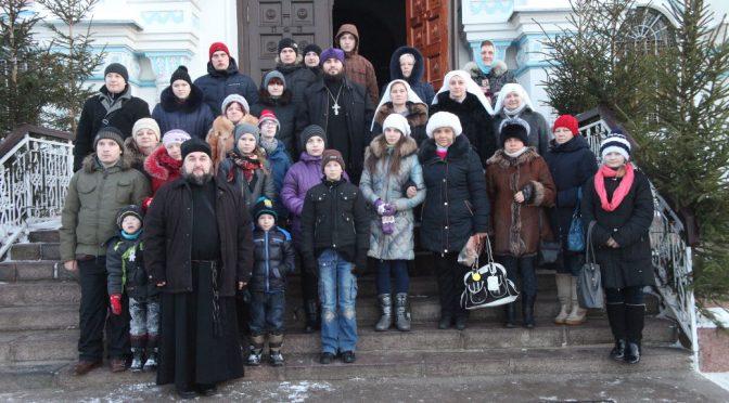 Экскурсия по Даугавпилсскому благочинию