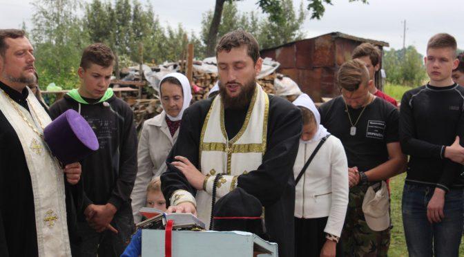 В селе Московском начал работу православный молодёжный слёт