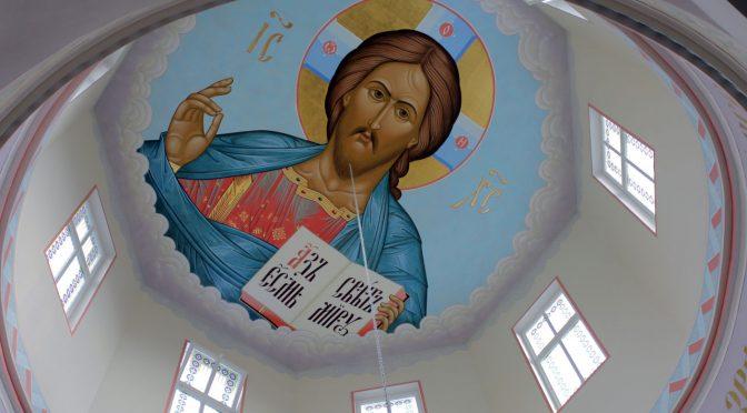 Благодарственный молебен в Резекне