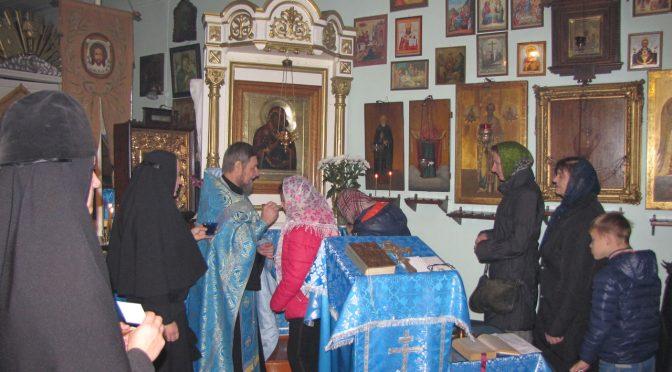 Паломники из Даугавпилса посетили Илукстский монастырь