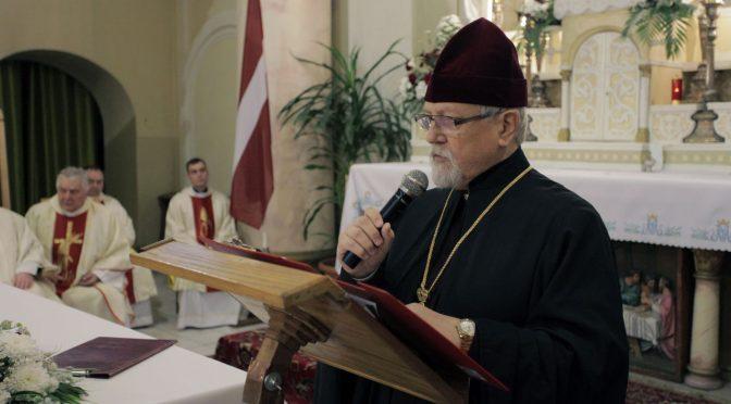 Слово в День независимости Латвии