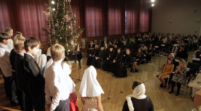 В Даугавпилсе состоялась архиерейская рождественская ёлка