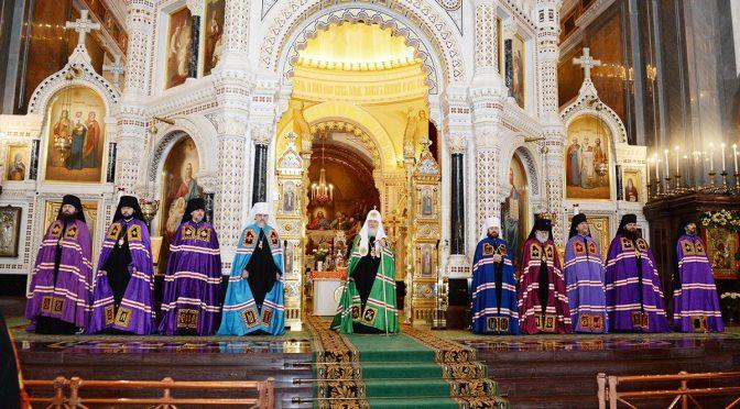 Состоялась хиротония викария Эстонской Православной Церкви МП
