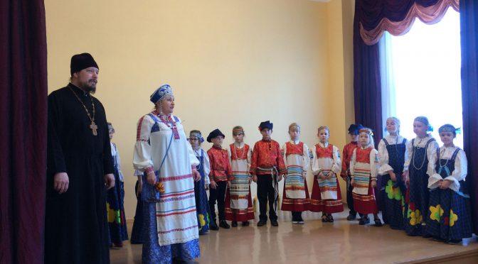 Пасхальный концерт в Резекненском пансионате
