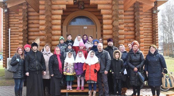 Пасхальное паломничество по храмам Резекненского благочиния