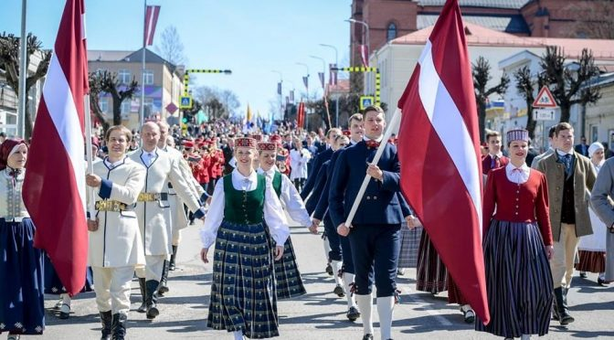 Латвийская Православная Церковь приняла участие в мероприятиях по случаю празднования 100-летия Латгальского конгресса