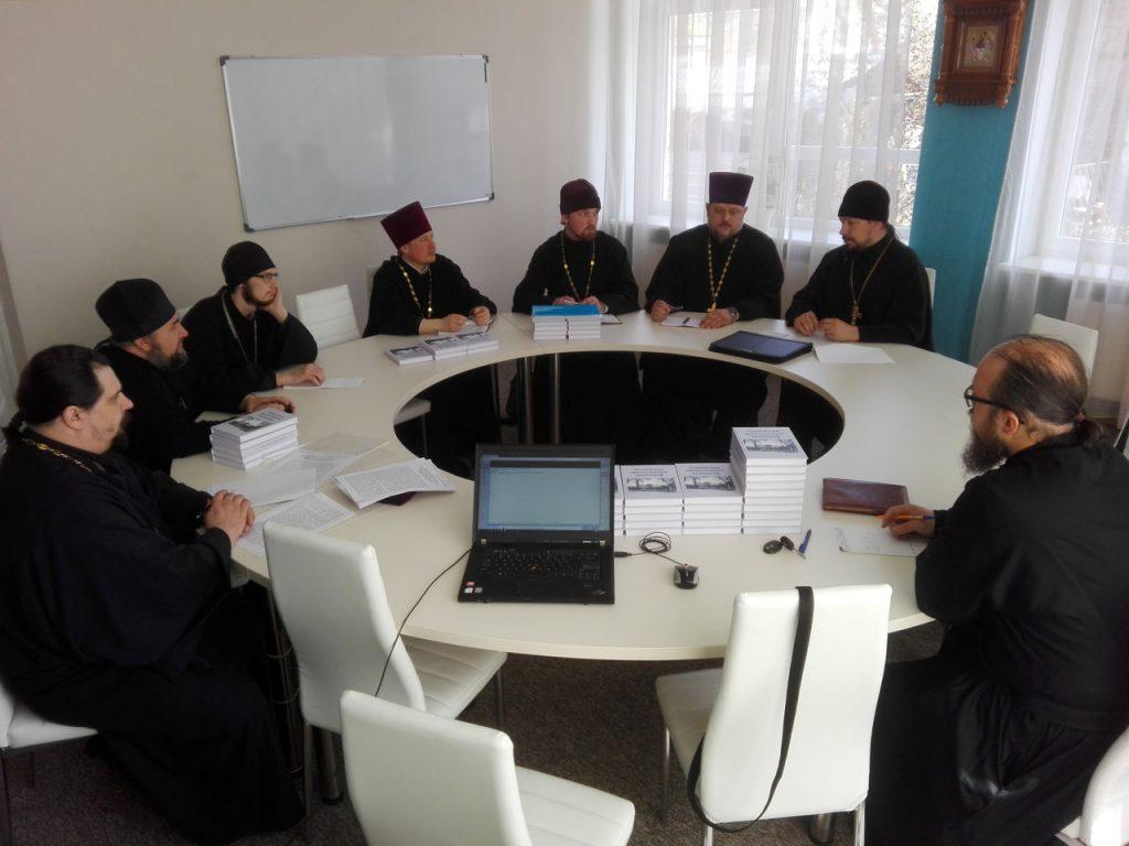 Собрание духовенства Мадонского и Резекненского благочиний
