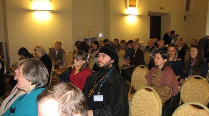 В Вильнюсе прошла церковная конференция