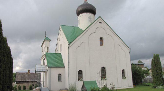 Благочинный Даугавпилсского округа совершил богослужения в Плявиняс и Ливаны