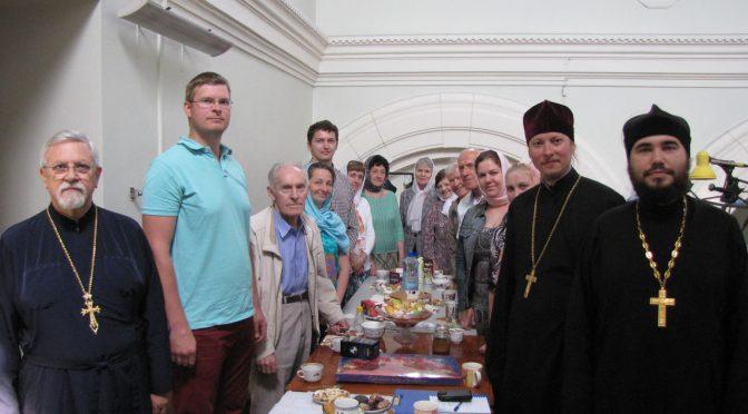 Собрание певчих Борисо-Глебского собора