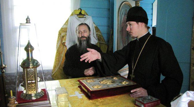 Благочинный посетил приходы в Риебини и Айзкалне