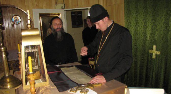 Благочинный Даугавпилсского округа  продолжил объезд деревенских приходов