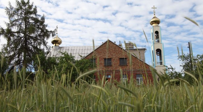 90 лет храму илукстского женского монастыря