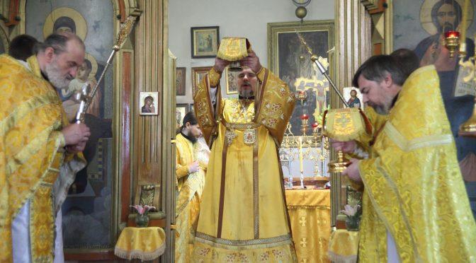 Престольный праздник в Петро-Павловском храме г. Даугавпилс