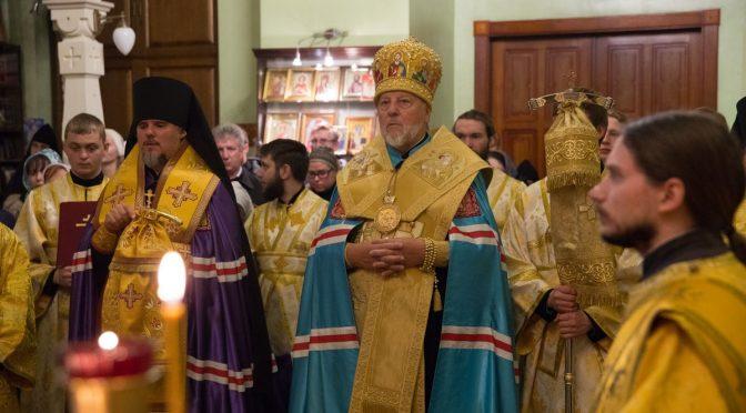 Латвийская Православная Церковь поздравляет Высокопреосвященнейшего Митрополита Александра с днём рождения