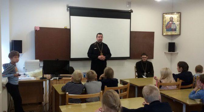 Возобновила работу Резекненская детская воскресная школа