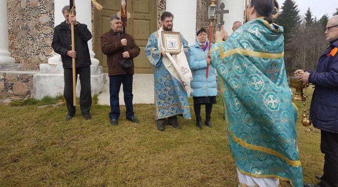 Престольный праздник в Кульневском храме
