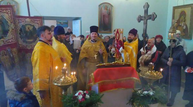Престольный праздник в Краславе