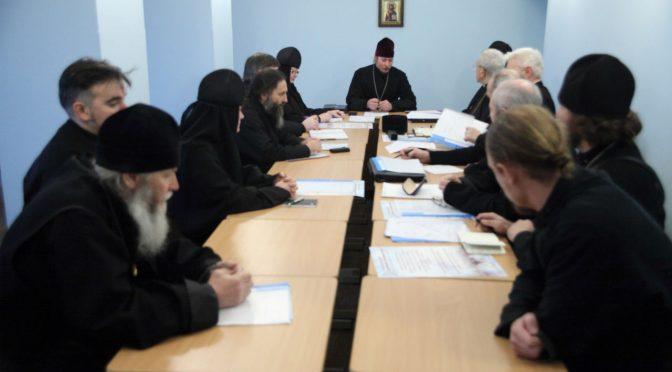 Cобрание духовенства Даугавпилсского благочиния