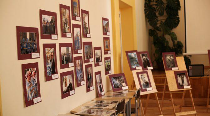 В Зилупе прошла фотовыставка, посвящённая памяти протоиерея Сергия Гарклавса