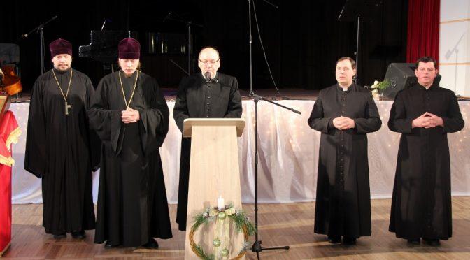 В Дагде презентован проект нового православного храма
