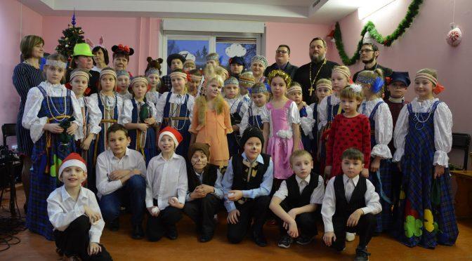 Рождество в Малтской школе-интернате