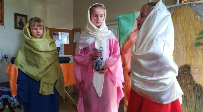 Пасхальный праздник в Краславе