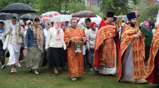 Престольный праздник кафедрального Борисо-Глебского собора