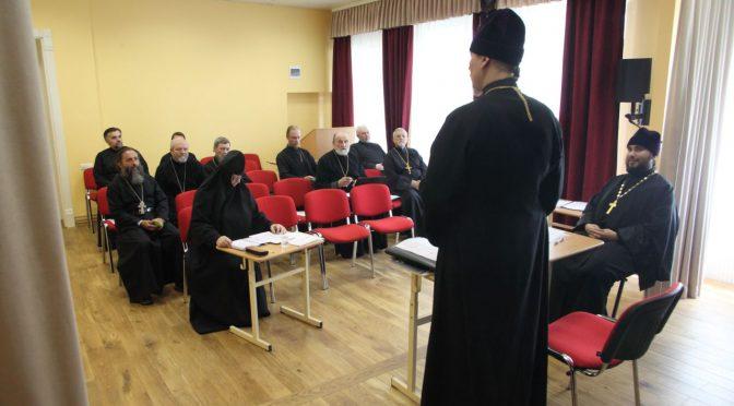Собрание Даугавпилсского благочиния