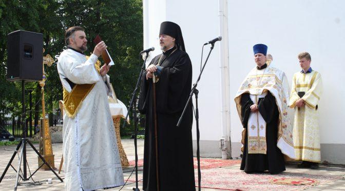 Приветственное слово на открытие Дней славянской культуры в Даугавпилсе