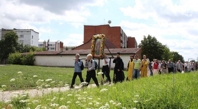 Приглашаем в крестный ход в Малиновский Ильинских храм