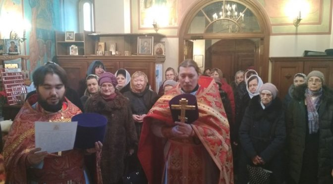 Даугавпилсский Александро-Невский приход отметил престольный праздник