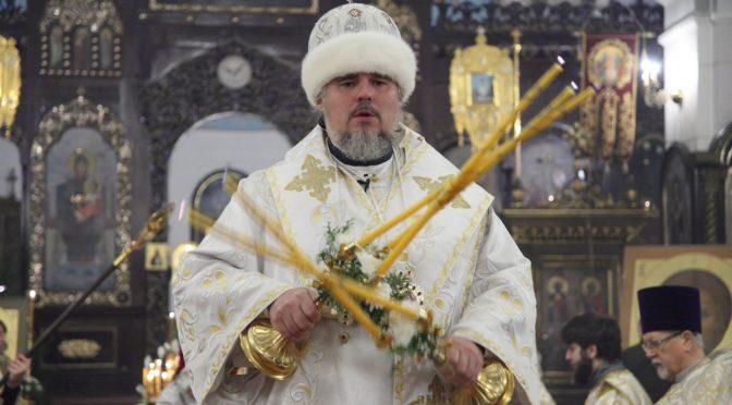 Рождественские богослужения в Даугавпилсе