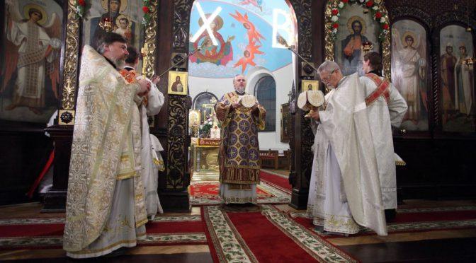 Пасхальное богослужение в Даугавпилсе