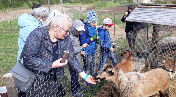 Пасхальная поездка Епархиальной воскресной школы