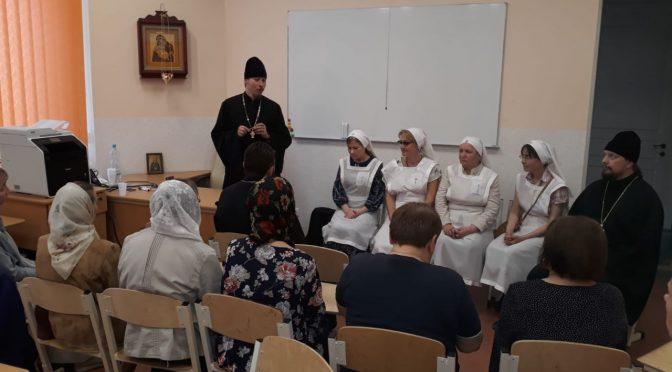 Сёстры милосердия посетили Даугавпилсское благочиние