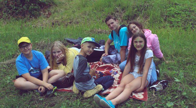 Третий день слёта православной молодёжи в Старой Слободе