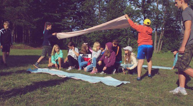 Пятый день слёта православной молодёжи в Старой Слободе