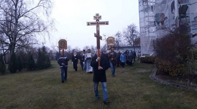 Малый престольный праздник Борисо-Глебского собора