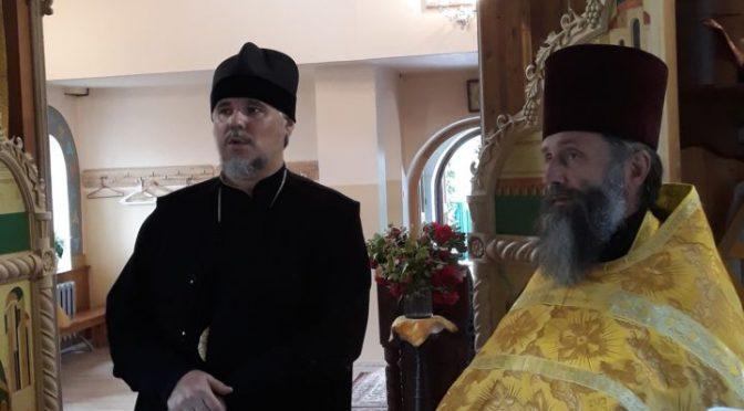 Преосвященнейший Епископ Александр посетил храмы Даугавпилсского благочиния