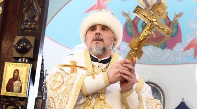 Пасхальное поздравление Епископа Александра
