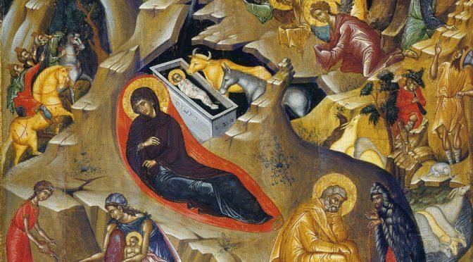 Рождественское послание Митрополита Александра