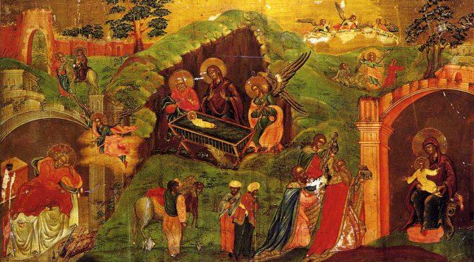 Рождественское послание Митрополита Рижского и всея Латвии Александра