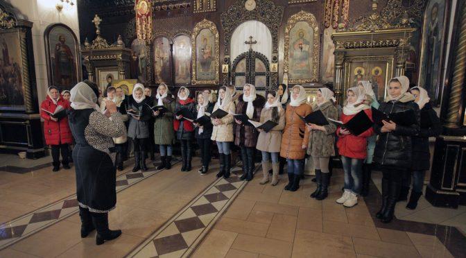 Концерт в Борисо-Глебском соборе