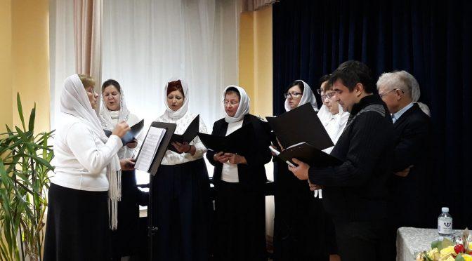 В Даугавпилсе завершились Регентско-певческие курсы